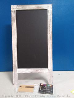 Rustic vintage chalkboard Deluxe Set (online $70)