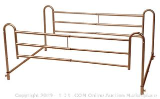 Drive Home-Style Bed Rail with Crossbar Extension (online $96)
