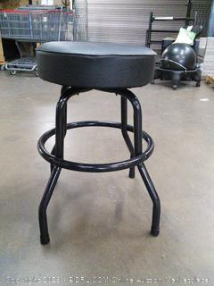 Black Fender Guitar Stool