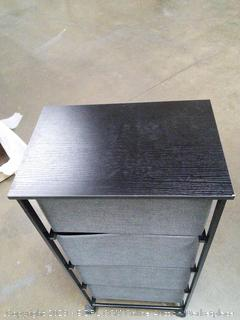 4 Drawers with Castor