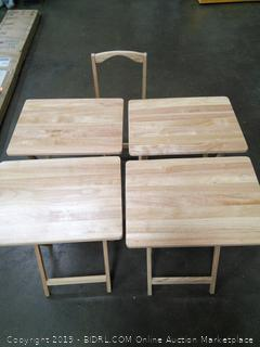 4 Table Set