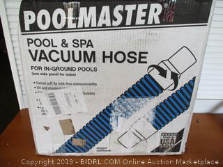 Poolmaster 33430 Heavy Duty In-Ground Pool Vacuum Hose 1-1/2-Inch by 30-Feet