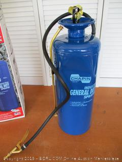 Chapin 1480 Industrial 3.5-Gallon Funnel Top General Duty Professional Sprayer for Multi-Purpose Use (Retail $80)
