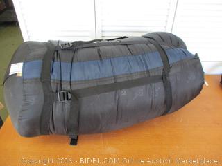 TETON Sports Mammoth +20F Queen-Size Double Sleeping Bag; (Retail $140)