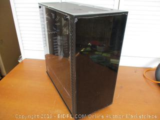 DEEPCOOL MATREXX 70 Case, E-ATX Supported, One-Touch-Release Front Panel (Retail $65)