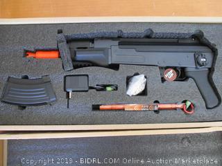 BBTac AK47 Airsoft Electric Gun (Retail $150)