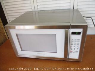 Farberware FMO11AHTPLB 1.1 Cu. Ft. 1000-Watt Microwave Oven