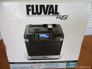 Fluval G6 Advanced Filtration System (Retail $500)