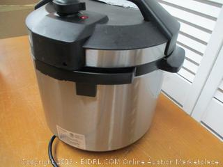 COSORI CP016-PC Electric 6 Qt 8-in-1 Instant Stainless Steel Pot Pressure Cooker