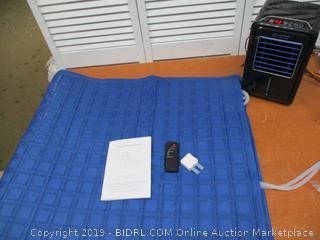 "Mattress Cooler ""Classic"" Chilled Water Sleep Cooling System Small 27""x 63"" Mattress Topper Box Set (Retail $150)"