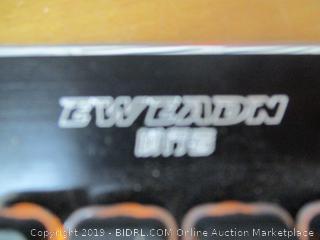Wireless Backlit Mute Keyboard