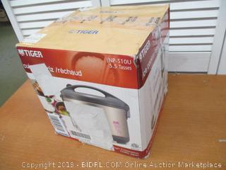 Tiger JNP-S10U-HU 5.5-Cup Rice Cooker and Warmer (Retail $150)