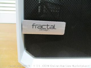 Fractal Design Meshify C - Compact Mid Tower Computer Case  - 2X Fans Included - PSU Shroud - USB3.0 - Tempered Glass Side Panel (Retail $90)