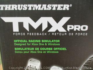 Thrustmaster TMX PRO Racing Wheel (Retail $280)