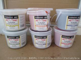 Sargent Art Art-Time Dough (Damaged Containers)