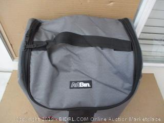 ArtBin Tote Express, Black/Gray Rolling Art Craft Storage Bag (See Pictures)