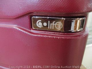Coolife Suitcase
