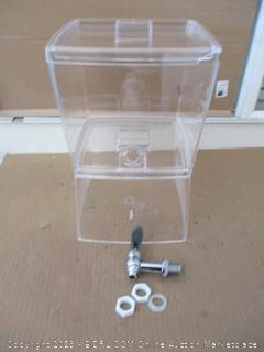 Beverage Dispenser (13 Inches Tall)
