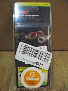 Curt Custom wiring Harness