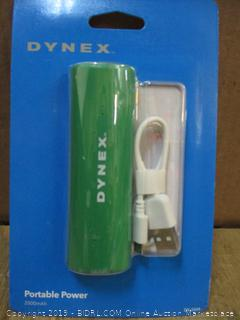 Dynex Portable Power
