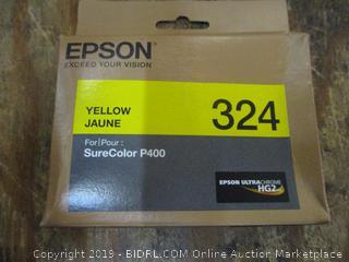 Epson 324 Yellow
