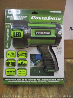 Power Smith waterproof LED Spotlight