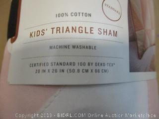 Hearth & Hand with Magnolia Kids Triangle Sham