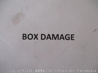 "6"" Spring Mattress Size Twin (Box Damaged)"