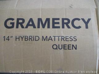 "14"" Hybrid Mattress Size Queen"