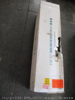 Mattress Topper Size Queen (Box Damaged)