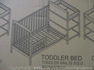 4-in-1 Convertible Crib (Box Damage)
