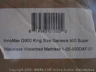 Waveless Waterbed Mattress Size King