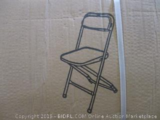 Folding Chairs 10 Pcs