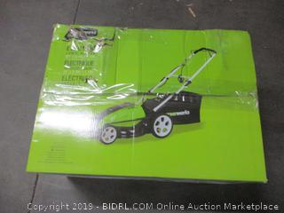 Electric Lawn Mower (Damaged)
