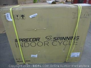 Precor Spinner Shift w/ Belt Drive (Box Damaged)