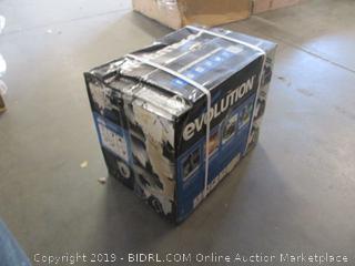 Evolution evosaw380 (Sealed) (Water Damaged Box)