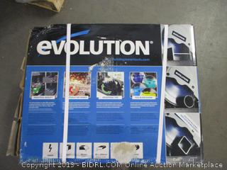 Evolution evosaw380 (Sealed) (Water Damaged Box)
