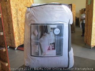 Comforter Set Size Full/Queen