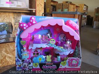 Disney Junior Minnie Bowfabulous Home