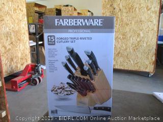 Farberware Cutlery Set