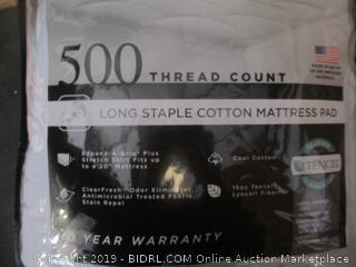 Mattress Pad Size Twin XL