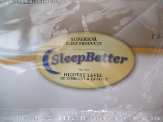 Standard/Queen Pillow