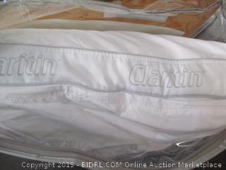 Ultimate Allergen Barrier White Down Pillow