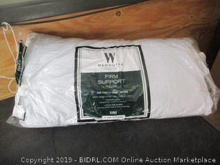 King Size Firm Support Pillow
