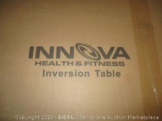 Innova health & fitness inversion table