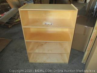 WoodDesigns shelf/bookcase item - dirty