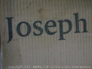 "Zinus joseph platforma 14"" mattress foundation, queen"