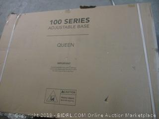 queen 100 series adjustable base
