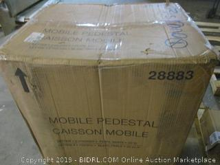 mobile pedestal item