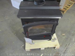 Vogelzang heating item - damaged
